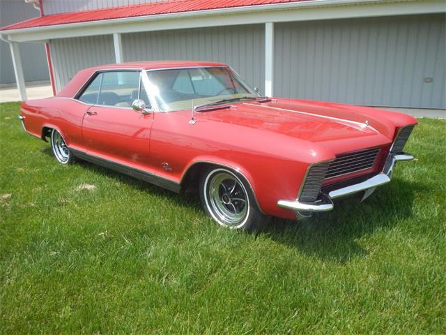 1965 Buick Riviera (CC-1266493) for sale in Celina, Ohio