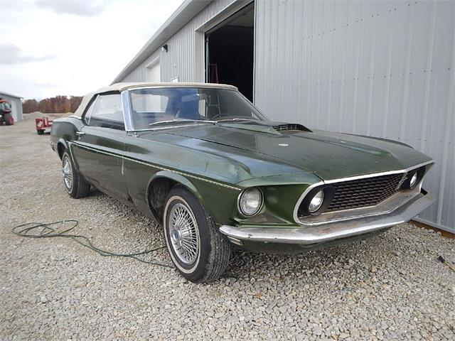 1969 Ford Mustang (CC-1266498) for sale in Celina, Ohio