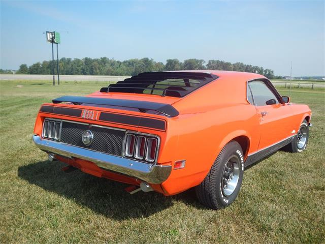 1970 Ford Mustang (CC-1266500) for sale in Celina, Ohio