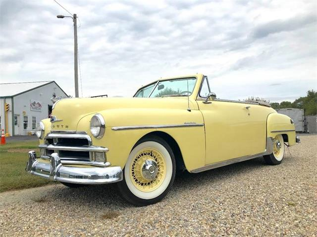 1950 Plymouth Special Deluxe (CC-1266503) for sale in Knightstown, Indiana