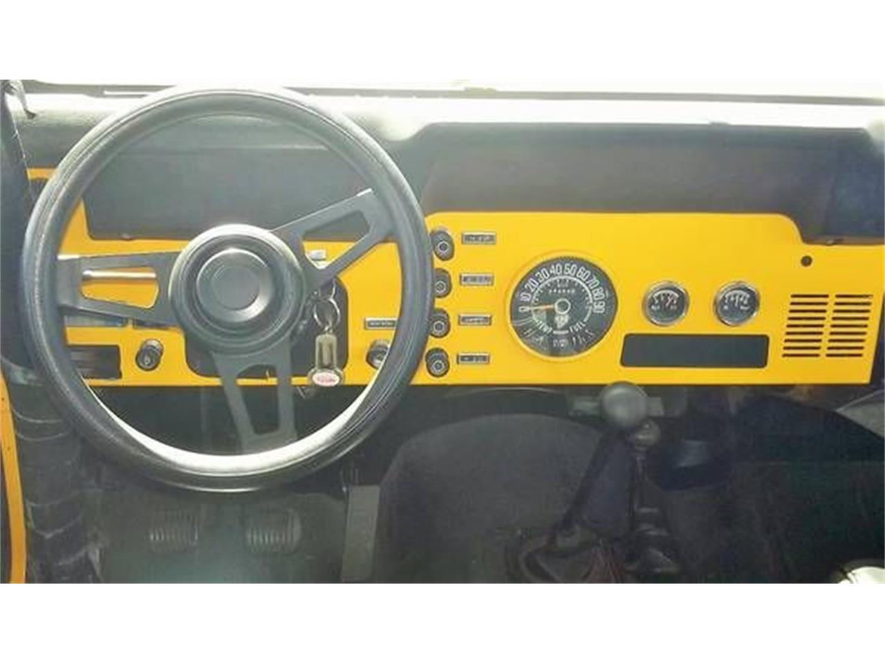 1976 Jeep CJ5 (CC-1260651) for sale in Cadillac, Michigan