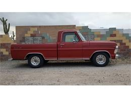 1972 Ford F100 (CC-1260652) for sale in Cadillac, Michigan