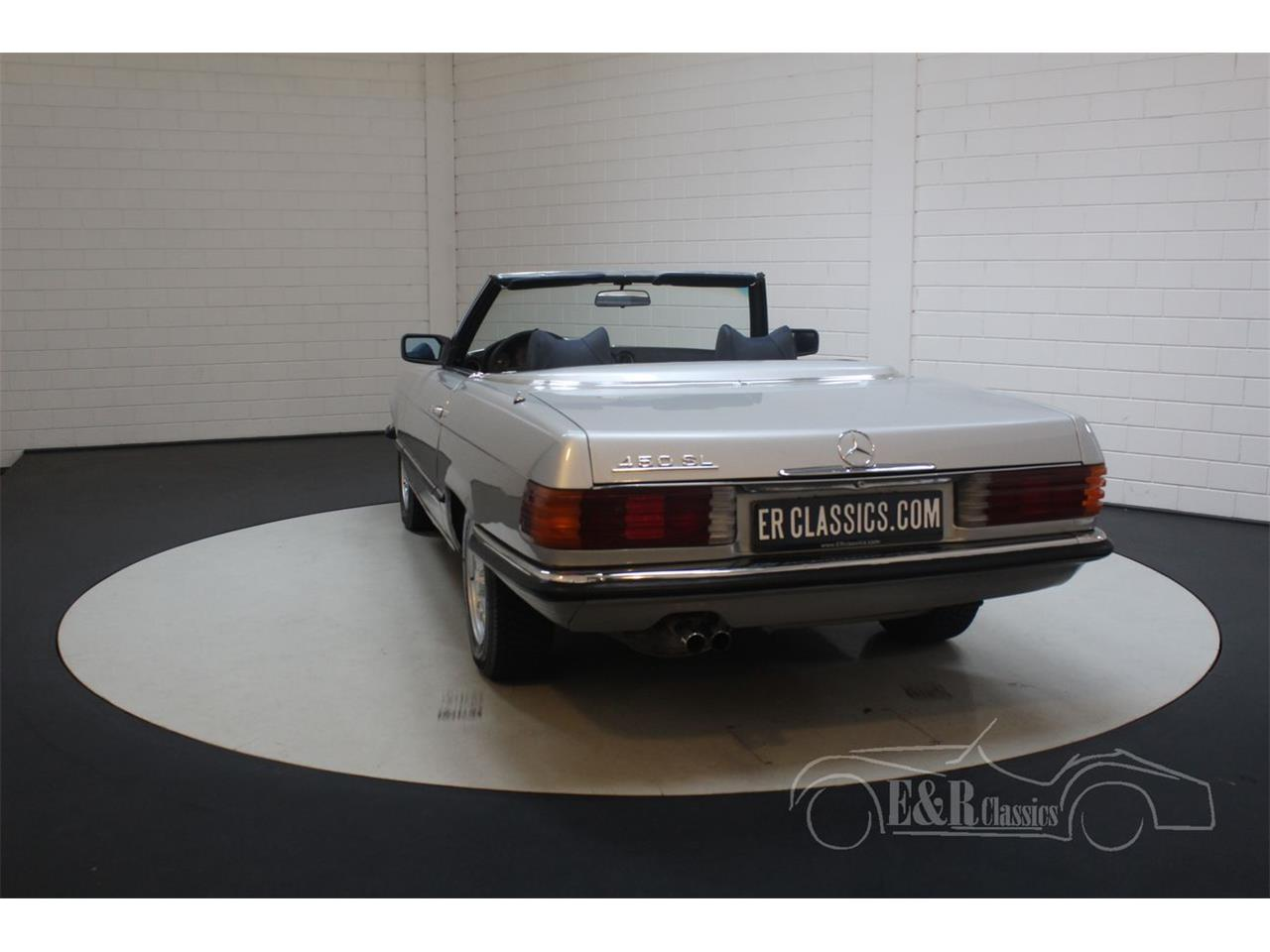 1978 Mercedes-Benz 450SL (CC-1266534) for sale in Waalwijk, Noord-Brabant