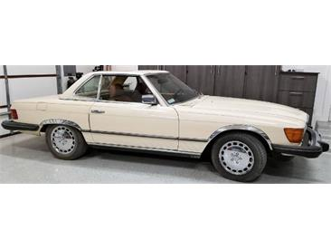 1983 Mercedes-Benz 380SL (CC-1260654) for sale in Cadillac, Michigan