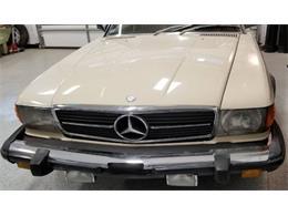 1983 Mercedes-Benz 380SL (CC-1260654) for sale in Cadillac, Michigan