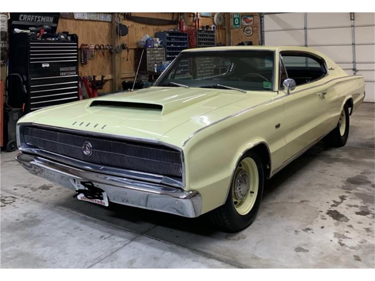 1966 Dodge Charger (CC-1266544) for sale in Struthers, Ohio