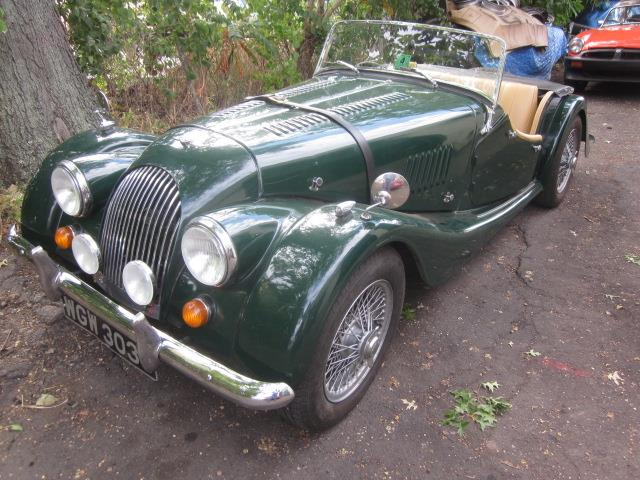 1967 Morgan Plus 4 (CC-1266567) for sale in Stratford, Connecticut