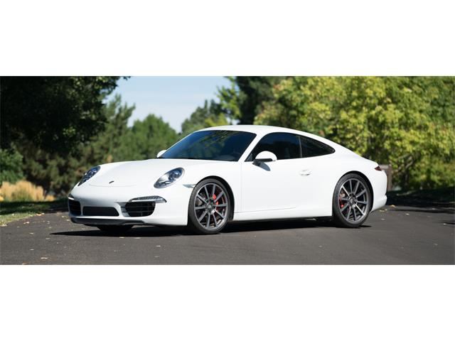 2013 Porsche 911 Carrera S (CC-1266572) for sale in Englewood, Colorado