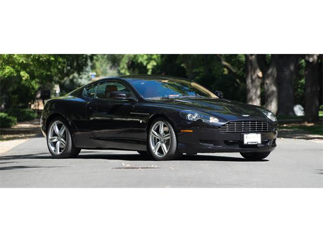 2009 Aston Martin DB9 (CC-1266573) for sale in Englewood, Colorado
