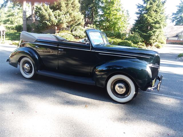 1939 Ford Deluxe (CC-1266579) for sale in mill creek, Washington