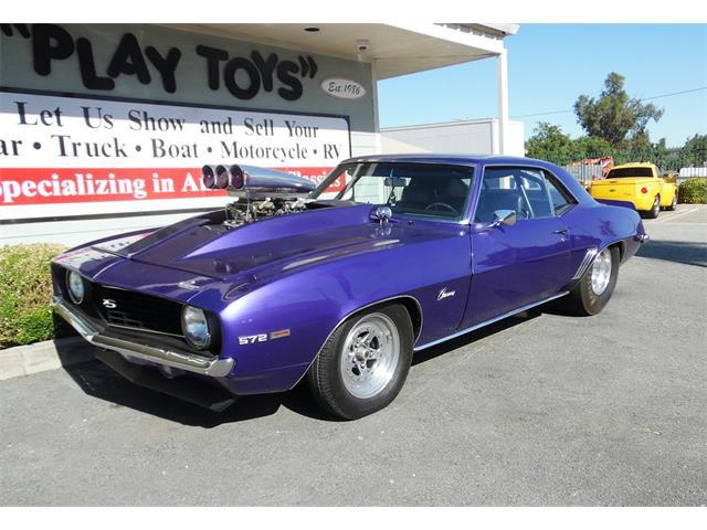 1969 Chevrolet Camaro (CC-1266580) for sale in Redlands, California