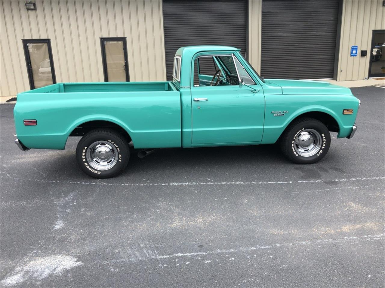 1970 Chevrolet C/K 10 (CC-1266589) for sale in Clarksville, Georgia
