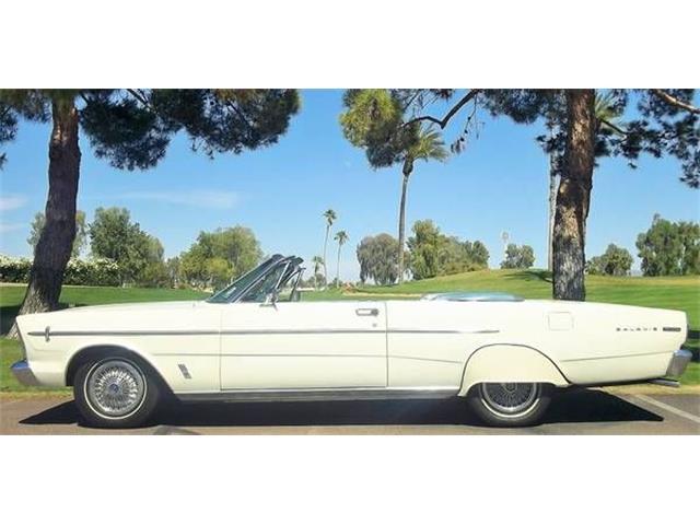 1966 Ford Galaxie 500 (CC-1260659) for sale in Cadillac, Michigan
