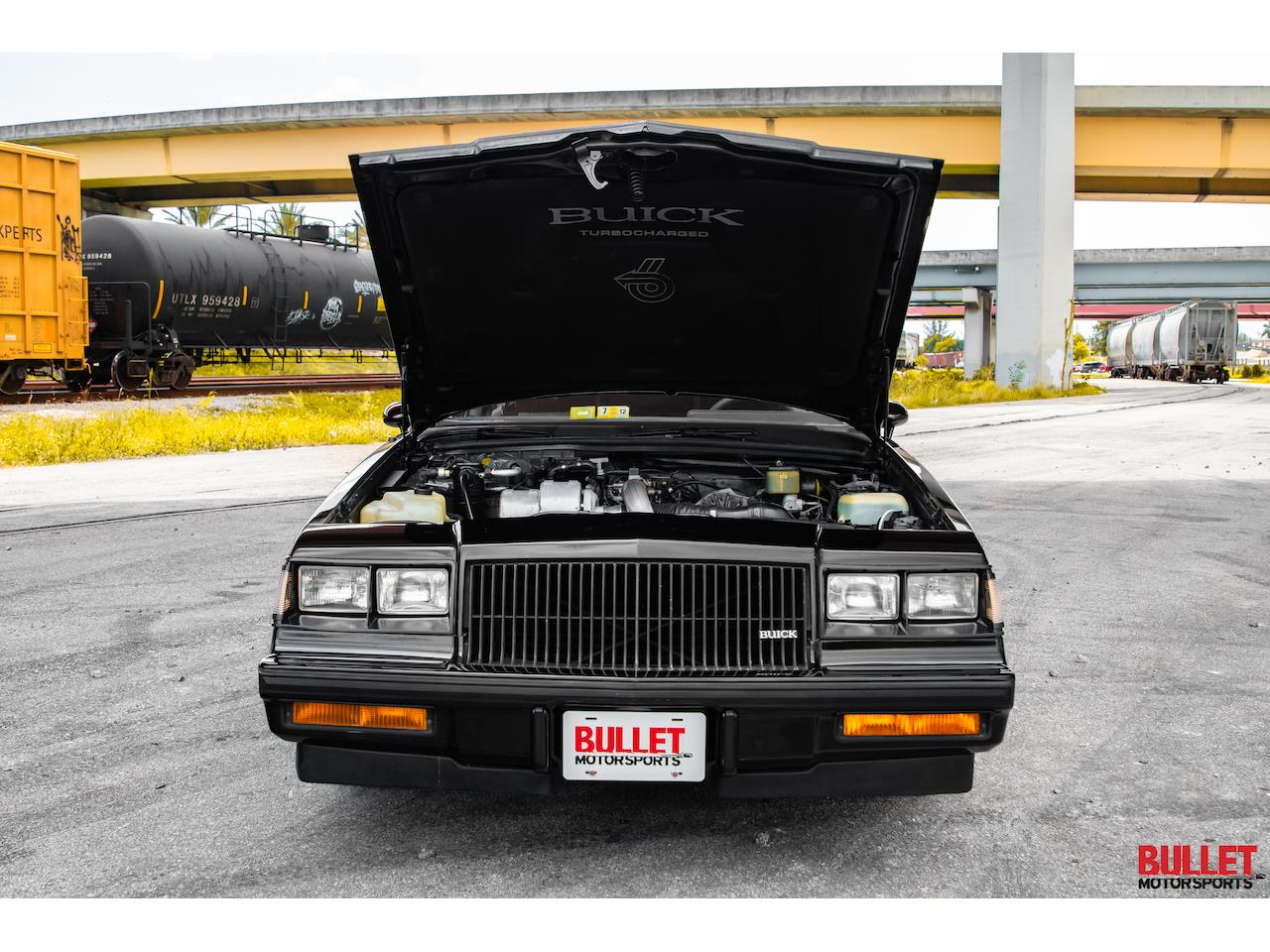 1987 Buick Grand National (CC-1266607) for sale in Fort Lauderdale, Florida