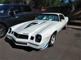 1979 Chevrolet Camaro (CC-1260661) for sale in Cadillac, Michigan