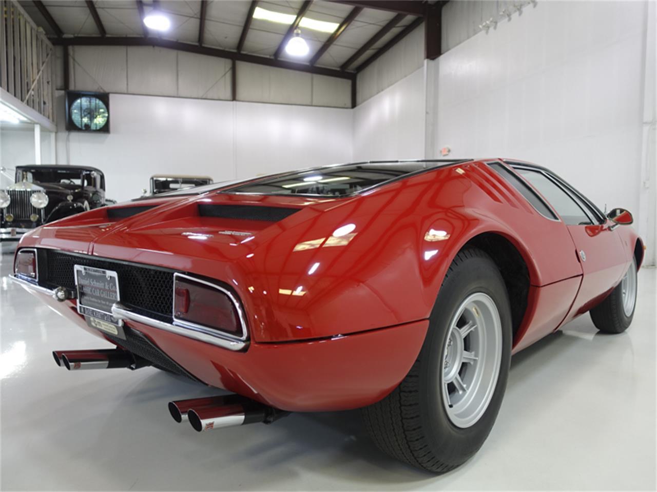 1970 De Tomaso Mangusta (CC-1266622) for sale in Saint Louis, Missouri