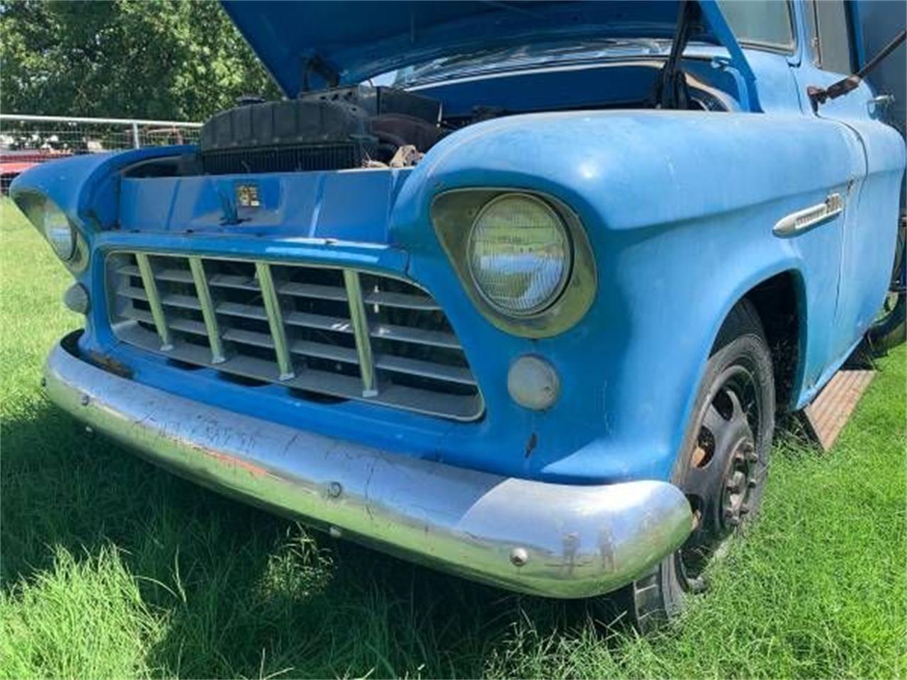 1955 Chevrolet 3100 (CC-1260664) for sale in Cadillac, Michigan