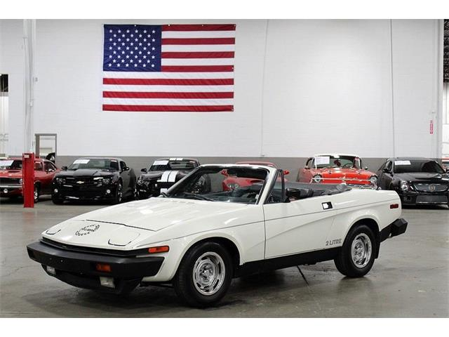 1986 Triumph TR7 (CC-1266643) for sale in Kentwood, Michigan
