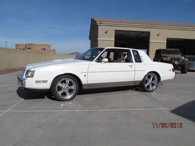 1987 Buick Regal (CC-1260665) for sale in Cadillac, Michigan