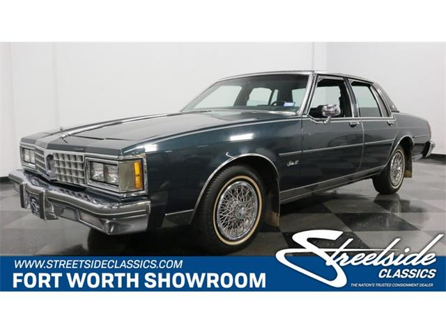 1985 Oldsmobile Delta 88 (CC-1266662) for sale in Ft Worth, Texas