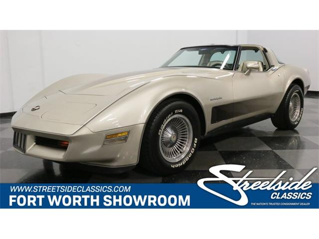 1982 Chevrolet Corvette (CC-1266664) for sale in Ft Worth, Texas