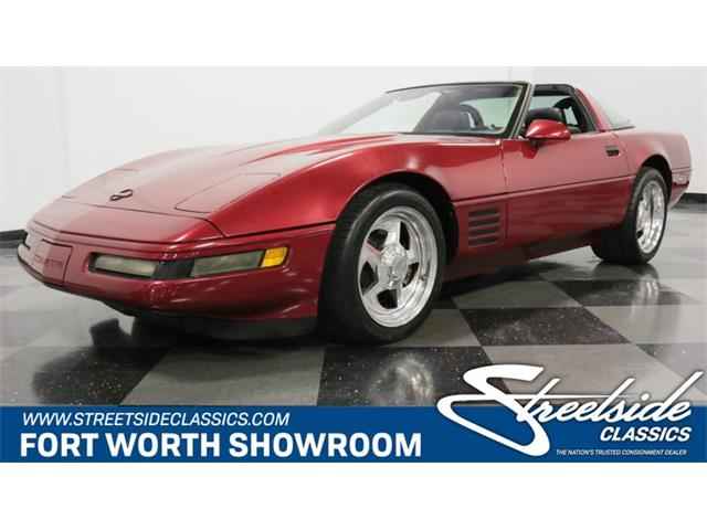 1991 Chevrolet Corvette (CC-1266667) for sale in Ft Worth, Texas