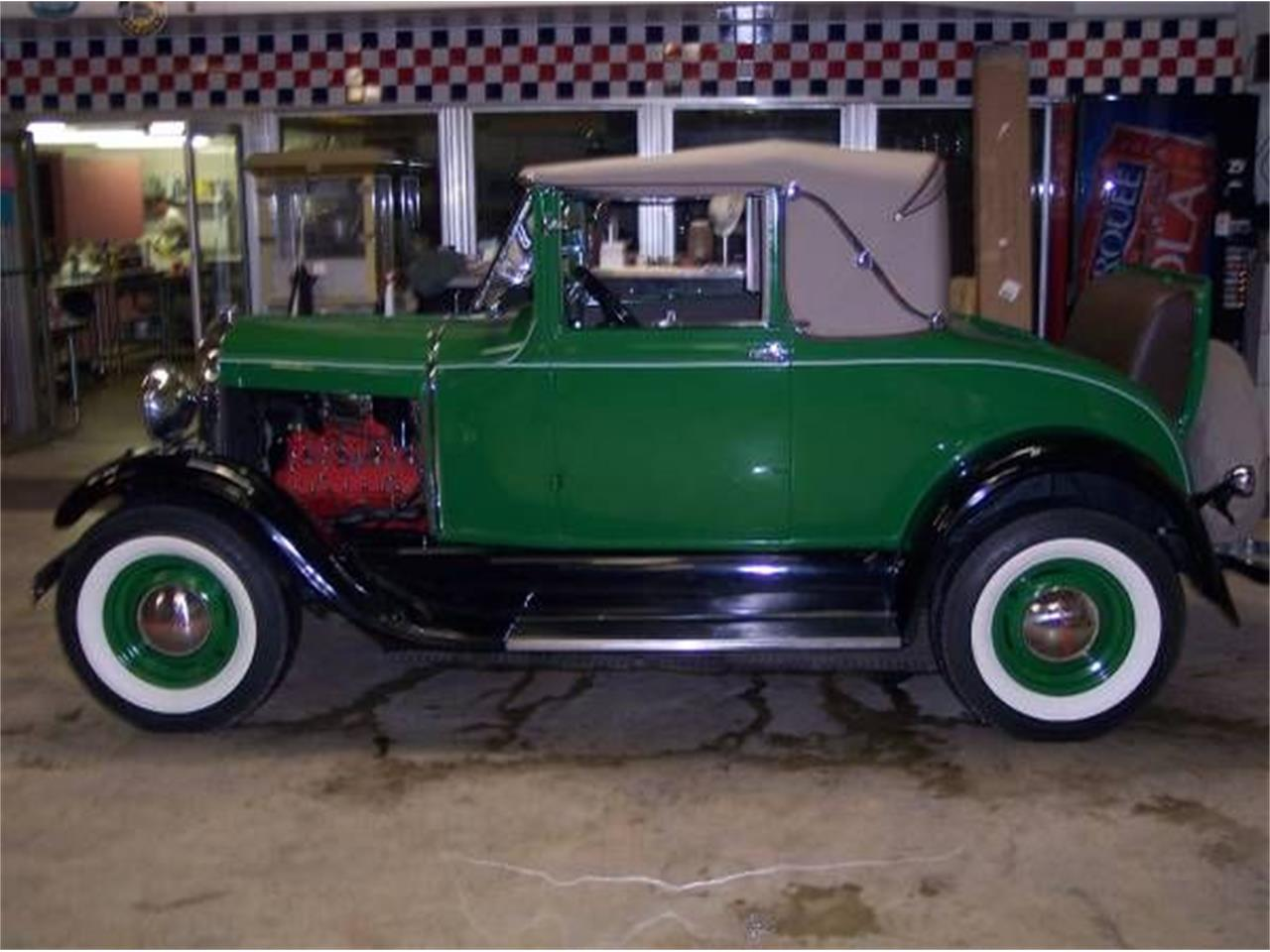 1929 Ford Model A (CC-1260667) for sale in Cadillac, Michigan