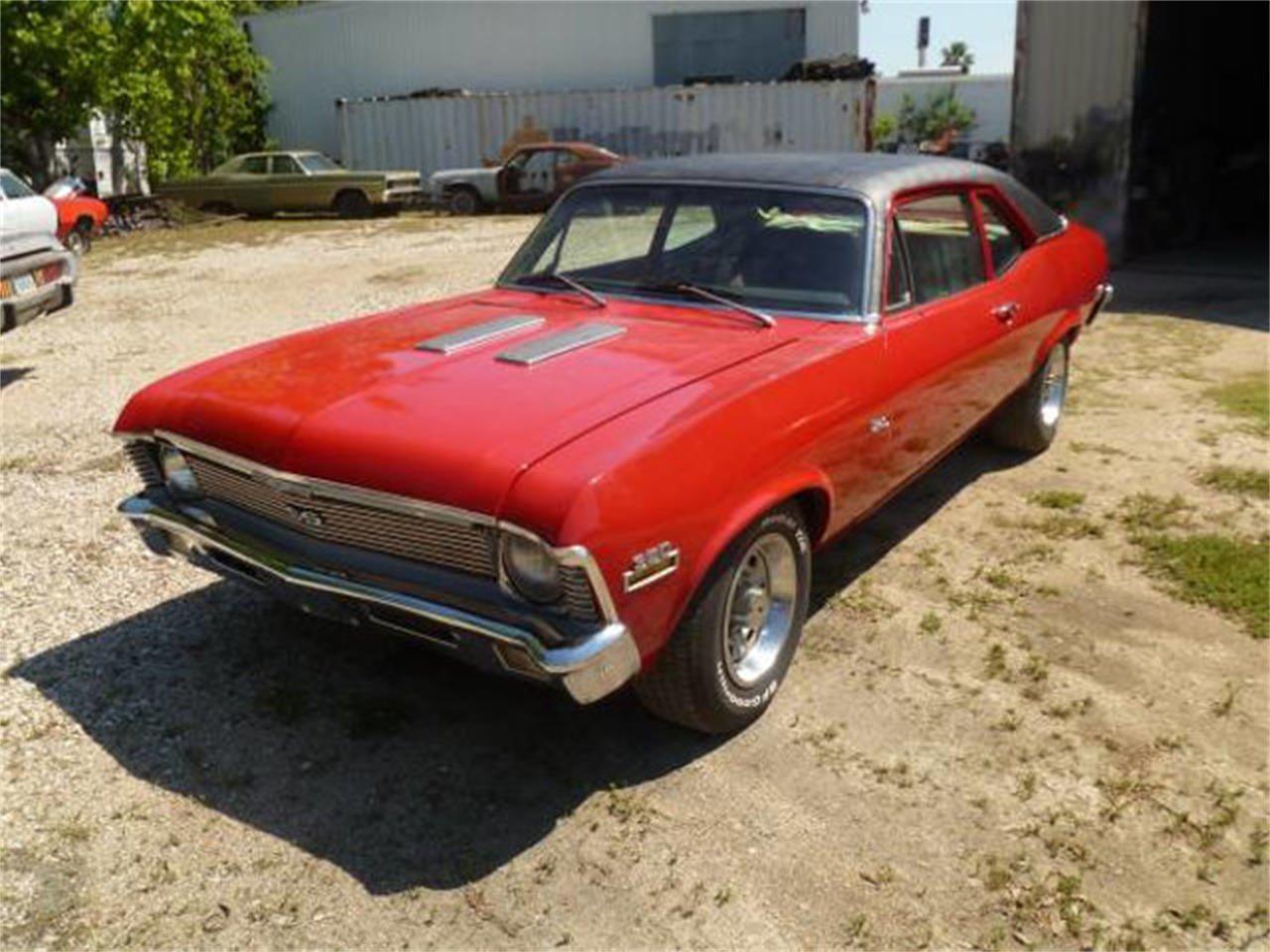 1972 Chevrolet Nova SS (CC-1266685) for sale in Long Island, New York