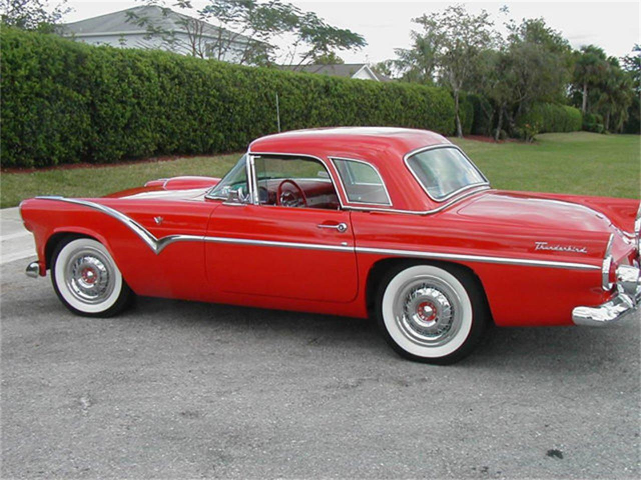 1955 Ford Thunderbird (CC-1266688) for sale in Long Island, New York
