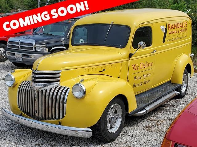 1947 Chevrolet Panel Truck (CC-1266696) for sale in St. Louis, Missouri