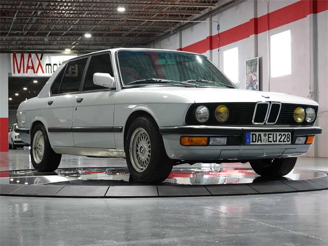 1985 BMW 528e (CC-1266706) for sale in Pittsburgh, Pennsylvania