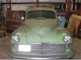 1947 Chrysler Town & Country (CC-1260671) for sale in Cadillac, Michigan