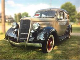 1935 Ford Slantback (CC-1260672) for sale in Cadillac, Michigan