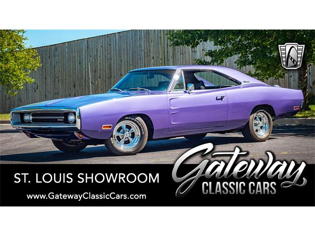 1970 Dodge Charger (CC-1266727) for sale in O'Fallon, Illinois