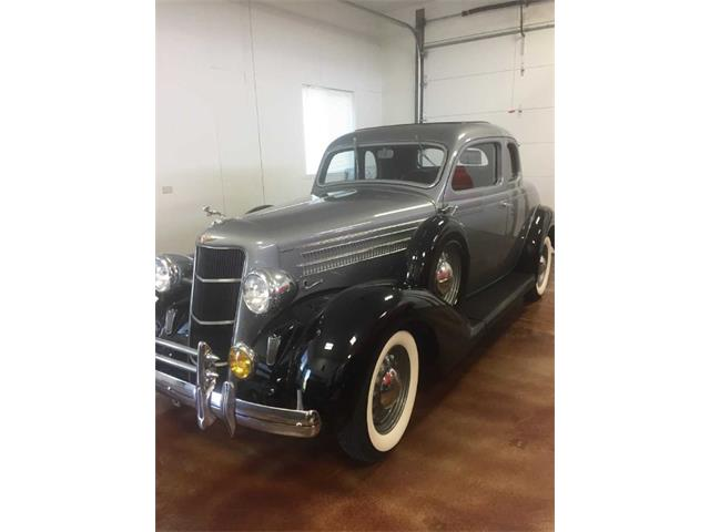 1935 Dodge D/W Series (CC-1266732) for sale in West Pittston, Pennsylvania