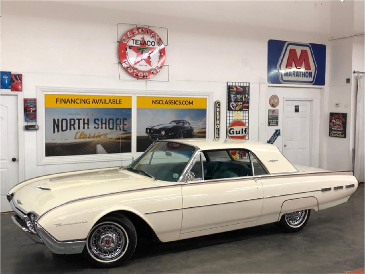 1962 Ford Thunderbird (CC-1266738) for sale in Mundelein, Illinois