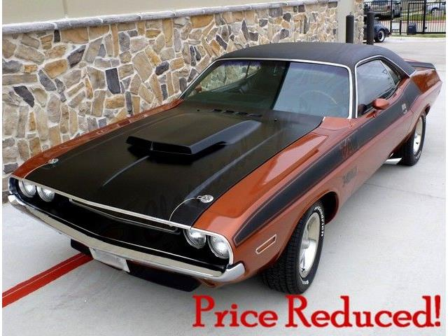 1970 Dodge Challenger T/A (CC-1266743) for sale in Arlington, Texas