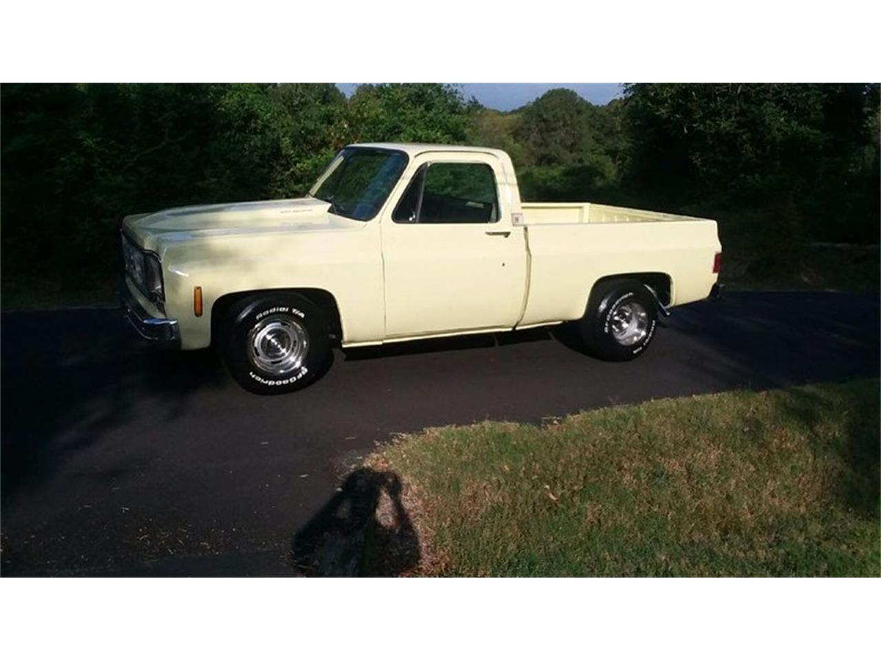1977 Chevrolet C10 (CC-1266746) for sale in Greensboro, North Carolina