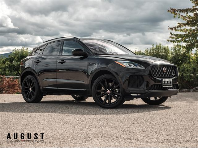 2019 Jaguar E-PACE (CC-1266761) for sale in Kelowna, British Columbia