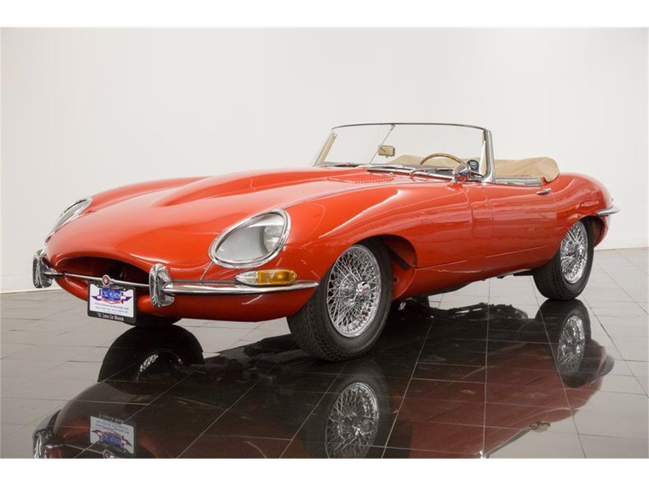 1964 Jaguar XKE (CC-1266766) for sale in St. Louis, Missouri