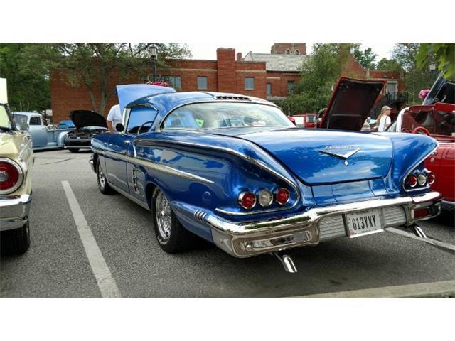 1958 Chevrolet Impala (CC-1260678) for sale in Cadillac, Michigan