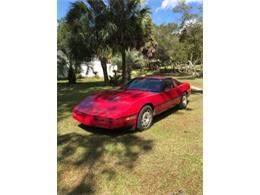 1984 Chevrolet Corvette (CC-1260068) for sale in Cadillac, Michigan