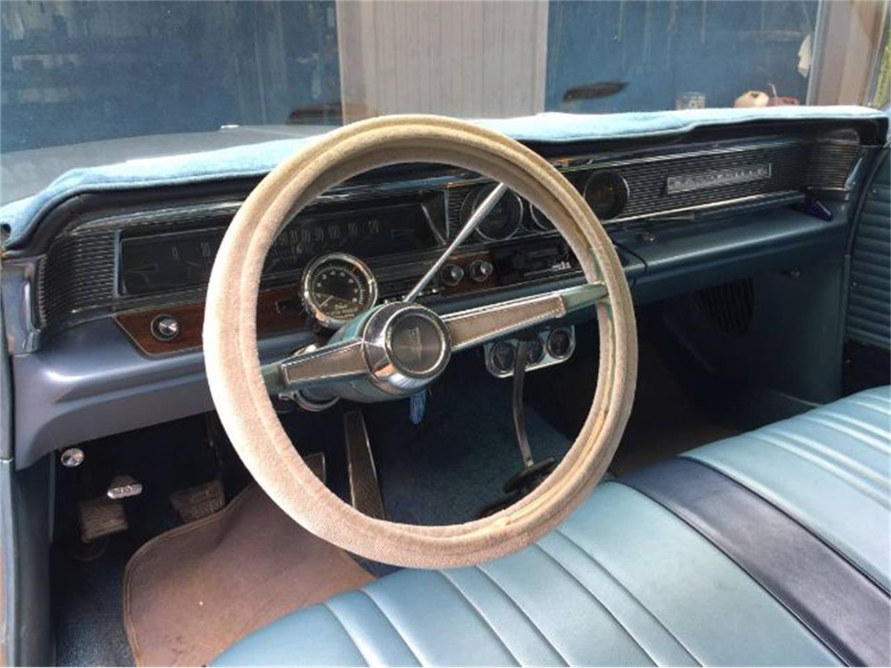 1964 Pontiac Bonneville (CC-1260681) for sale in Cadillac, Michigan