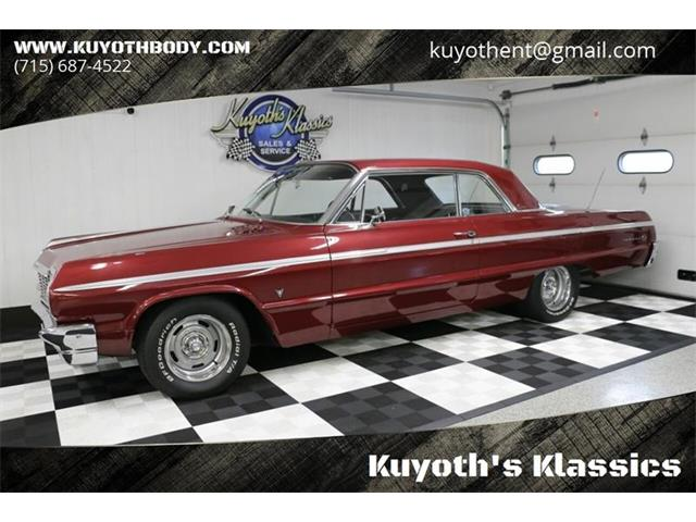 1964 Chevrolet Impala (CC-1266817) for sale in Stratford, Wisconsin