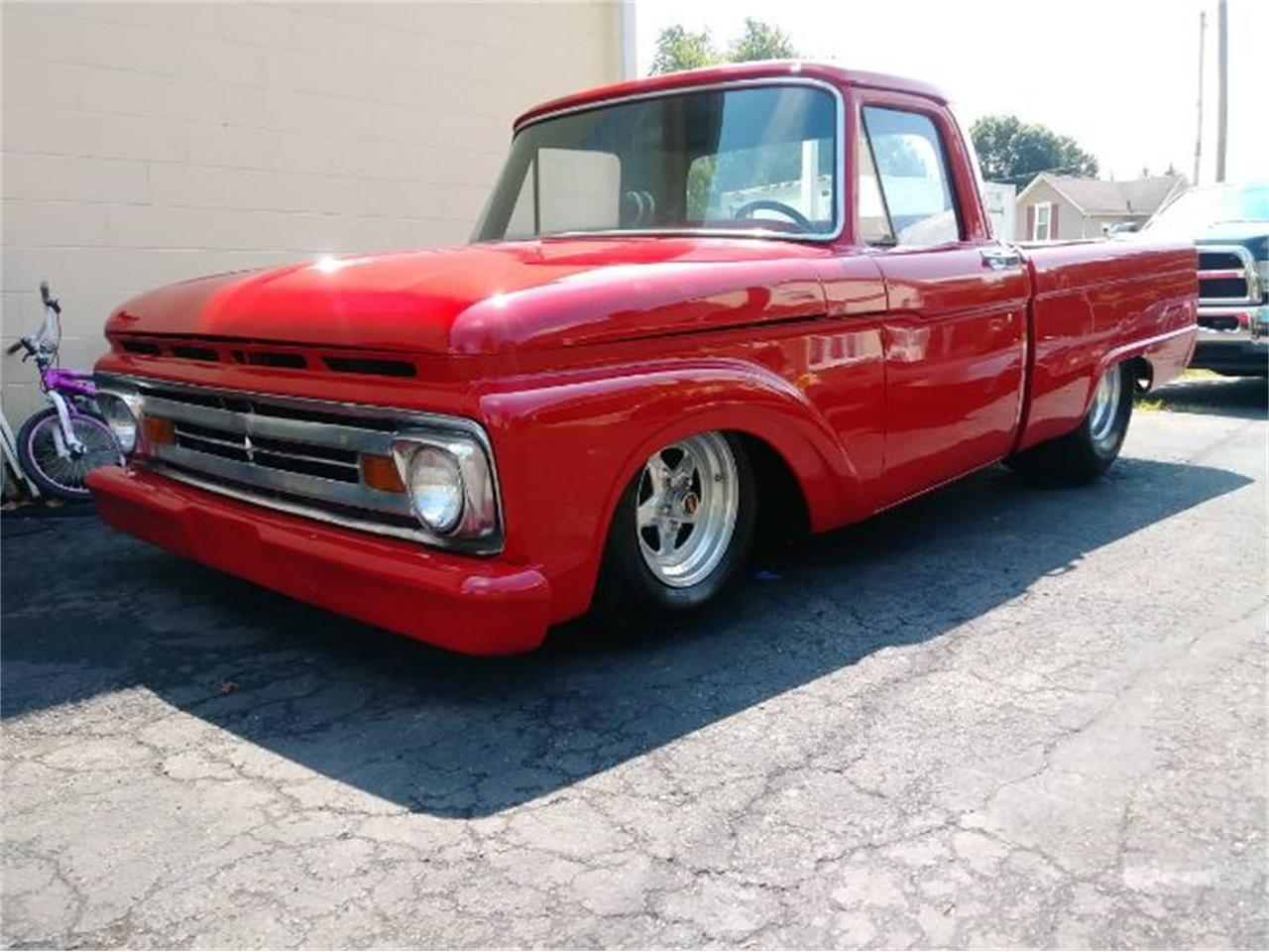 1964 Ford F100 (CC-1260682) for sale in Cadillac, Michigan