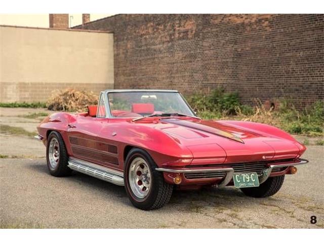 1964 Chevrolet Corvette (CC-1260683) for sale in Cadillac, Michigan