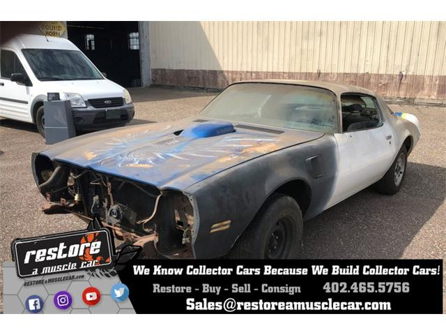 1975 Pontiac Firebird Trans Am (CC-1266833) for sale in Lincoln, Nebraska