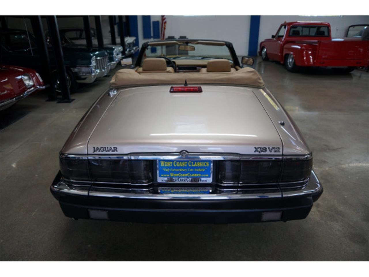 1992 Jaguar XJS (CC-1266864) for sale in Torrance, California