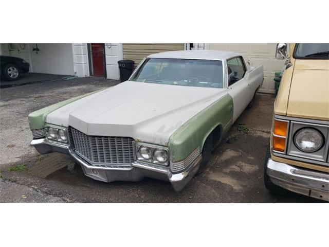 1970 Cadillac 4-Dr Sedan (CC-1260689) for sale in Cadillac, Michigan