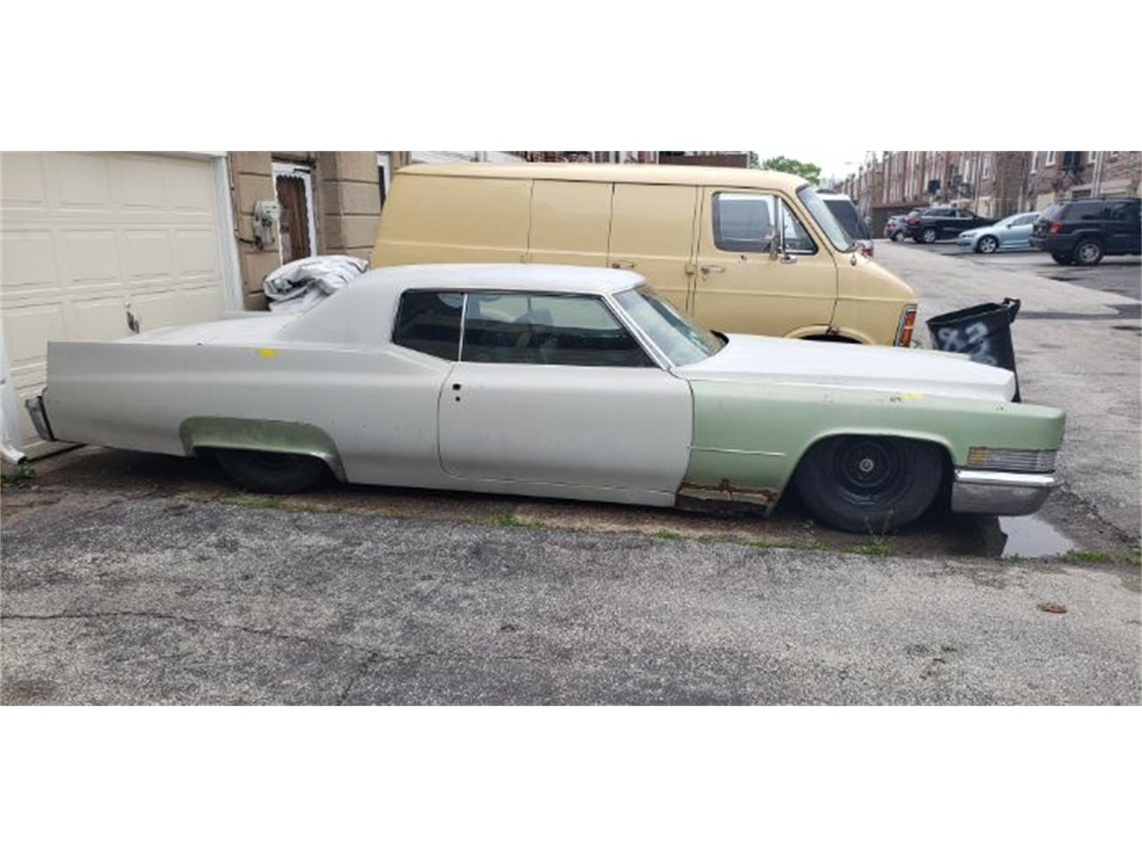 1970 Cadillac 4-Dr Sedan (CC-1260689) for sale in Cadillac, Michigan